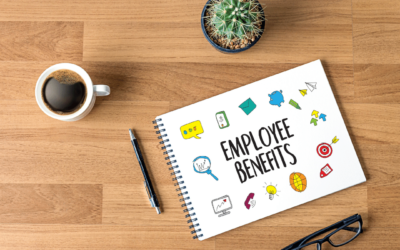 What are the 4 major types of employee benefits?